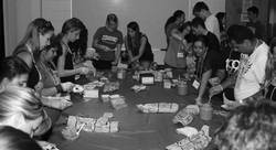 First year Helps Food Banks