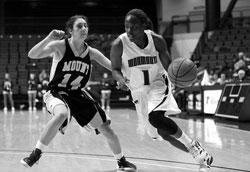 womens basketball picking up steam