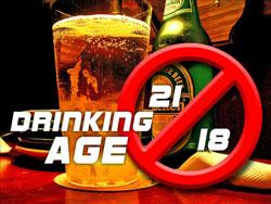 Drinking Age 18