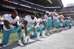 NFL Gets Political