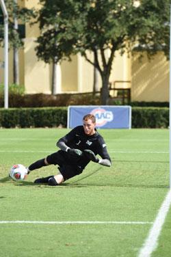Alumnus Kenofsky Drafted MLS