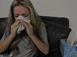 Flu Spike Decrease 2017
