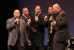 Six Top Vocal Group Acapella