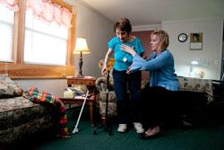 Medicaid Cuts Reduce Elderly Service