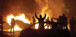 Sweden Riots Refugee Debate 1