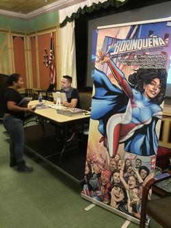 Puerto Rican Superhero