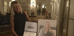 Petrillo Honored