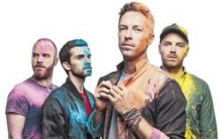 Coldplay Eco